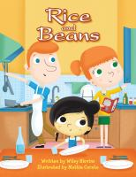 Cover image for Rice and beans : Family snaps series