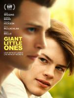 Imagen de portada para Giant little ones [videorecording DVD]