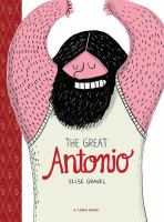 Cover image for The Great Antonio : a Toon book