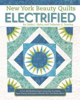Imagen de portada para New York beauty quilts electrified