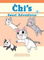 Cover image for Chi's sweet adventures. Vol. 4 [graphic novel]