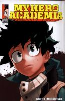 Cover image for My hero academia. Vol. 15 [graphic novel] : Fighting fate