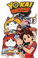 Cover image for Yo-kai watch. Vol. 13 [graphic novel] : The Ghoulfather arc