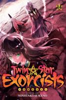Cover image for Twin star exorcists. Onmyoji. Vol. 14 [graphic novel]