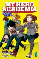 Cover image for Parents' day. bk. 1 : My hero academia: school briefs series