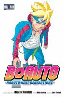 Cover image for Boruto. Naruto next generations. Vol. 5 [graphic novel] : Ao