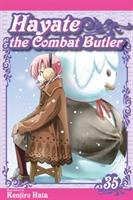 Cover image for Hayate the combat butler. Vol. 35 [graphic novel]
