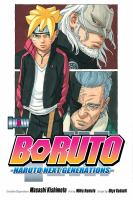 Cover image for Boruto. Naruto next generations. Vol. 6 [graphic novel] : Karma