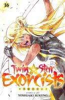 Cover image for Twin star exorcists. Onmyoji. Vol. 16 [graphic novel]
