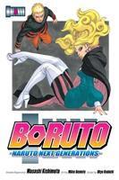 Imagen de portada para Boruto. Naruto next generations. Vol. 8 [graphic novel] : Monsters