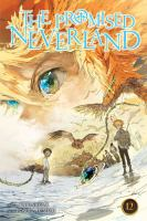 Cover image for The promised neverland. Vol. 12 [graphic novel] : Starting sound