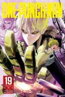 Cover image for One-punch man. Vol. 19 [graphic novel] : All my cabbage