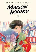 Imagen de portada para Maison Ikkoku. Vol. 3 [graphic novel]