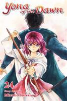 Imagen de portada para Yona of the dawn. Vol. 24 [graphic novel]