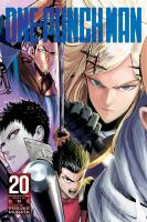 Cover image for One-punch man. Vol. 20 [graphic novel] : Let's go!