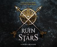 Cover image for Ruin of stars. bk. 2 [sound recording CD] : Mask of shadows series