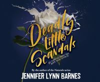 Cover image for Deadly little scandals. bk. 2 [sound recording CD] : Debutantes series