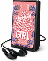Imagen de portada para All-American Muslim girl [Playaway]