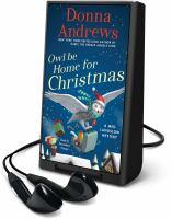 Imagen de portada para Owl be home for Christmas. bk. 26 [Playaway] : Meg Langslow series