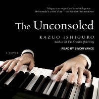 Cover image for The unconsoled [sound recording CD]