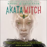 Imagen de portada para Akata witch. bk. 1 [sound recording CD] : Akata witch series