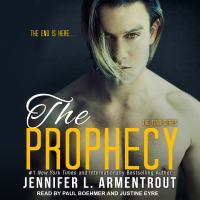 Imagen de portada para The prophecy. bk. 4 [sound recording CD] : Titan series