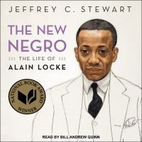 Cover image for The new negro the life of Alain Locke