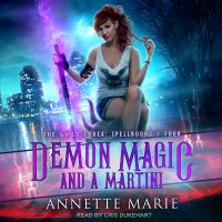 Cover image for Demon magic and a martini