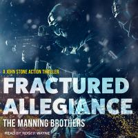 Cover image for Fractured allegiance