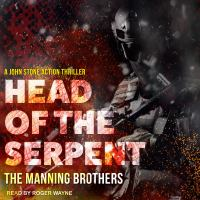 Cover image for Head of the serpent