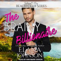 Cover image for The brainy billionaire