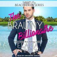 Cover image for The brawny billionaire
