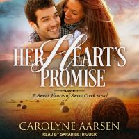 Cover image for Her heart's promise
