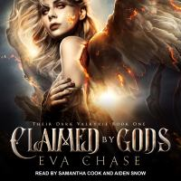 Cover image for Claimed by gods a reverse harem urban fantasy