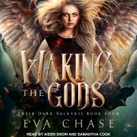 Cover image for Waking the gods a reverse harem urban fantasy