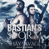 Cover image for Bastian's storm