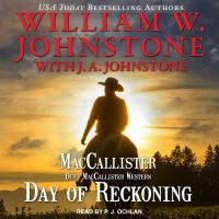 Cover image for Day of reckoning Duff MacCallister Series, Book 7.