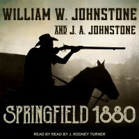 Cover image for Springfield 1880