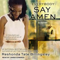 Cover image for Everybody say amen