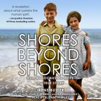 Cover image for Shores beyond shores from holocaust to hope