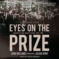 Cover image for Eyes on the prize America's Civil Rights years, 1954-1965