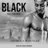 Cover image for Black no more