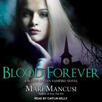 Cover image for Blood forever