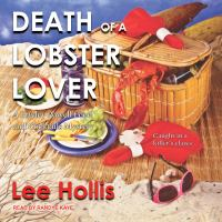 Cover image for Death of a lobster lover