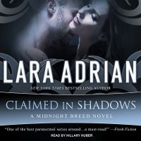 Cover image for Claimed in shadows
