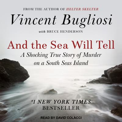 Cover image for And the sea will tell