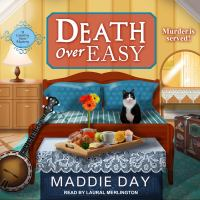 Cover image for Death over easy. bk. 5 Country store mystery series