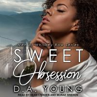 Cover image for Sweet obsession