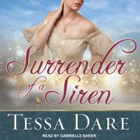 Cover image for Surrender of a siren