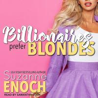 Cover image for Billionaires prefer blondes